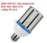 IP64 LED Street Bulb 27W E40/E27 2900lm E40 LED Corn Bulb