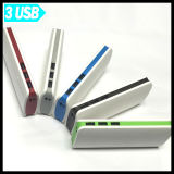 15000mAh Power Bank 3 USB 3.1A Output Portable Charger High Capacity External Battery Pack