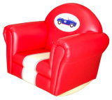 Rocking Car Furniture/Leather Sofa for Kids (SF-34)