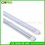 UL Dlc ETL Pending T8 LED Tube Light 18W with 4FT SMD2835 96LED AC100-277V