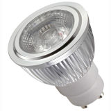 Dimmable COB 5W/8W/10W GU10 LED Spotlighting