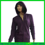 Custom Cotton Hooded Sweater with Loop Fabric