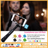2015 New Products Custom Selfie Stick Remote Shutter Rk86e 8 in 1 Kit Parts
