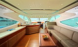 Seastella 63 Ft Luxury Yacht, Flybridge, Power and Motor