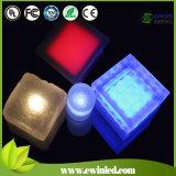 Customized Epoxy Resign Paver LED Stone Light