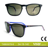 New Style Fashion Sunglasses with Top Quality Acetate (78-B)
