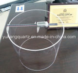 Different Specification/Od/Diameter Customer Requested Quartz Tube