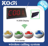 433.92MHz Restaurant Equipment Guest Calling System