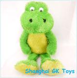 Green Frog Animal Toys Plush Frog
