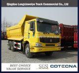 Sinotruk HOWO 6X4 Dump Truck/Tipper