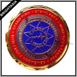 Quality Souvenir Coin for Promotion Gift (BYH-10496)