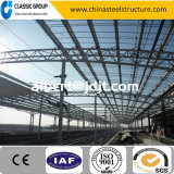 Railway Station High Qualtity Factory Direct Steel Structure Truss