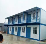 Two Storey Folding Container Building for Construction Site