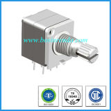 12mm Rotary Dual Gang Potentiometer for Electrical Guitar