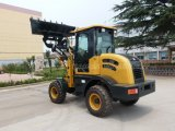 Ce Articulated EPA 1.5 Ton Mini Loader (HQ915) for Sale