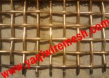High Quality Crimped Wire Mesh (Stainles Steel, Copper)