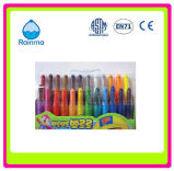 6/8/10/12colors Twist Crayon for Kids