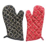 Printed Oven Mitt & Pot Holder OEM Order Is Available