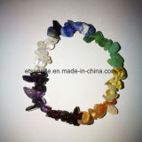 Natural Crystal Gemstone Crystal Chips Beaded Bracelet Jewellery Gift