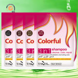 15ml*2 Tazo′l Black Hair Color Shampoo