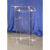 Clear Plastic Church Podium Lectern (BTR-M1014)
