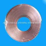 8mm Seamless Flexible Copper Pipe for Water and Gas