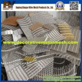 Stainless Steel Decorative Mesh Used for Protective Grilles