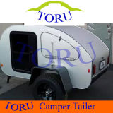 USA Design Teardrop Caravan Trailer for Traveling