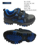 No. 47328 Boy′s Stock Hiking Sport Shoes