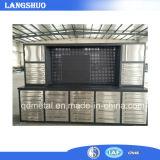 Workshop Garage Stainless Steel Tool Box Storage Cabinet
