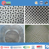 Perforated Stainless Mesh Steel Sheet