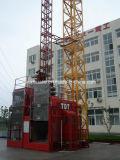 Tdt Sc 120/120 Double Cage Building Lift