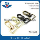 Different Color Metal Spring Snap Hook for Handbag