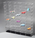 Wall Mounted Tiers Acrylic Model Car Display Box (BTR-Y5008)