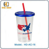 455ml Acrylic Cup with SGS/RoHS/BV (HD-AC-16)