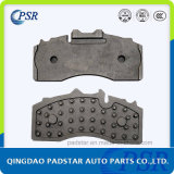 High Quality Truck Brake Pads Casting Iron Back Plate