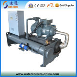 Water Chiller System with Semi-Hermetic Type Compressor