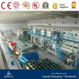 Complete Line Carbonated Water Filling Machinery