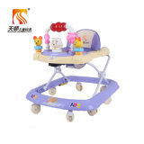 2017 Factory Wholesale Rotating Old Style Baby Walker