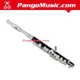 C Tone Bakelite Tube 16 Holes Nickel Plating Flute (Pango PMPC-700)