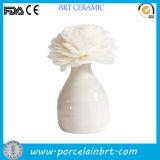 Flower Ceramic Mini Aroma Diffuser Bud Vase