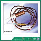 High Quality Disposable Infusion Set with CE&ISO Certification (MT58001009)