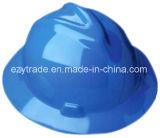 New-Style-Full-Brim-Hard-Hat-Black-Safety-Work-Helmet-Ratchet-Suspension