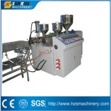 with Hydraulic Screen Changer Drinking Straw Machine