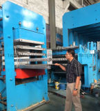 Rubber Floor Tile Making Vulcanizing Curing Press Vulcanizer Machine