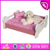 2015 Good Price Princess Dog Bed, Lovely Pink Princess Style Mold Dog Bed, New High Quality Princess Pet Bed for Dogs W06f007A