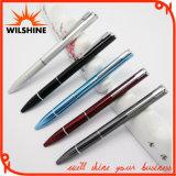 Twist Action Aluminum Hotel Ball Pen for Logo Engraving (BP0158)