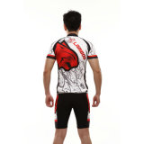 New Design OEM Sublimated Cycling Jersey