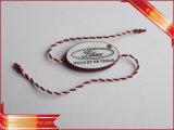 Sticker Plastic Tag Clothing Seal Tag Garment Hang Tag