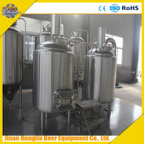 Small Sized Commecial Beer Brewing Equipment From China